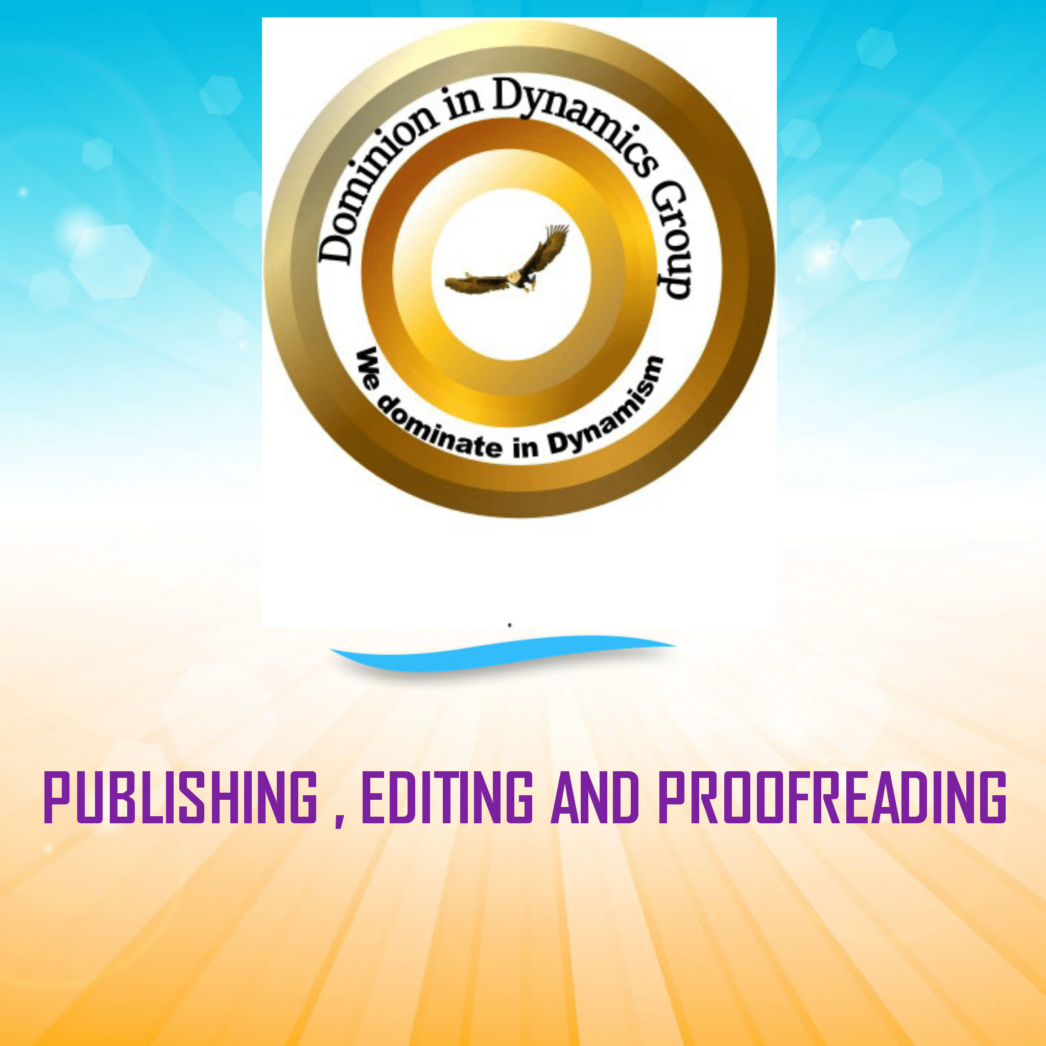 D in D publishing ,editing and proofreading